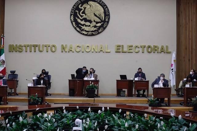 Inicia INE liquidación al PES, RSP y FxM por pérdida de registro