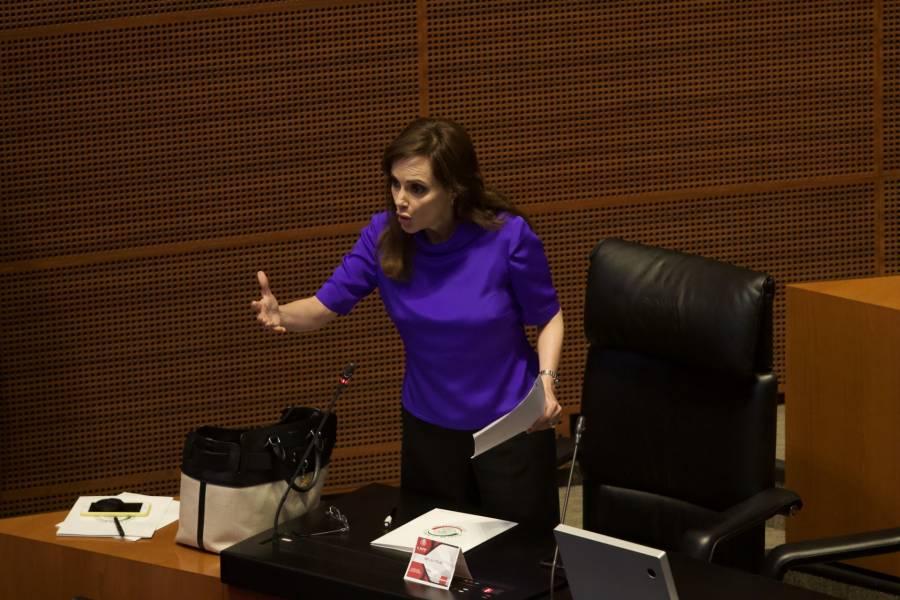 Busca Lilly Téllez juicio político contra AMLO