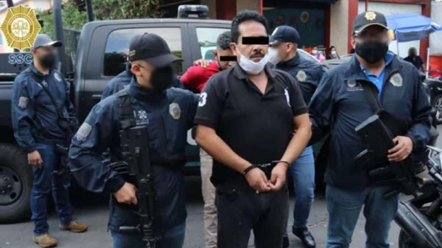 """Detienen a 'El Chiquis', presunto líder de la banda """"Los Malcriados 3AD"""""""