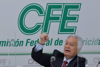 CFE acusa a Enel de participar en mercado negro; AMLO enviará nota diplomática a Italia