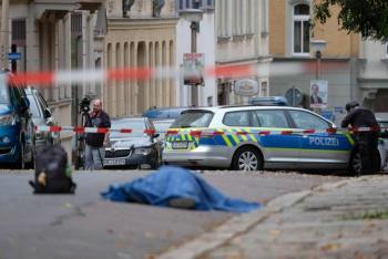 Dos muertos en tiroteo en Alemania