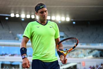 Nadal renuncia a Wimbledon y a los Juegos de Tokio para competir