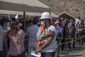 México registra 168 fallecimientos más por Covid; suman ya 230 mil 792