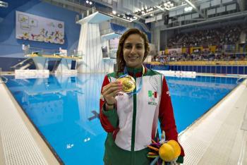 Paola Espinosa queda fuera de los Juegos Olímpicos de Tokio