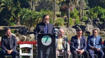 Russell Crowe cumple sueño de crear estudios de cine en Australia