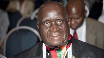 Muere el primer presidente de Zambia, Kenneth Kaunda