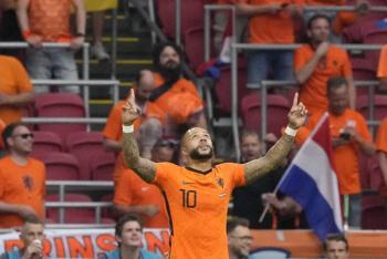 Países Bajos a octavos de final tras vencer a Austria en la Euro