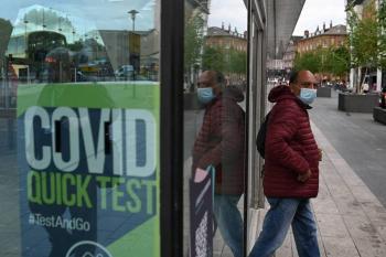 Reino Unido supera 10 mil contagios de Covid-19 por primera vez desde febrero