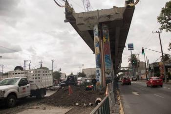 En su tramo elevado, Línea 12 requiere reparaciones urgentes: Colegio de Ingenieros