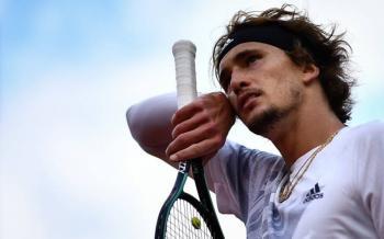 Fue eliminado Alexander Zverev en la segunda ronda en Halle