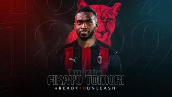 El Milan ficha definitivamente a Tomori