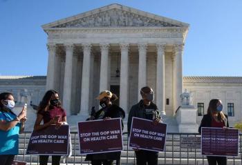 "Falla Corte de EEUU en favor de ""Obamacare"""