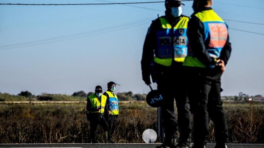 Encuentran vivo en Portugal a un niño de 2 años y medio, tras 35 horas desaparecido
