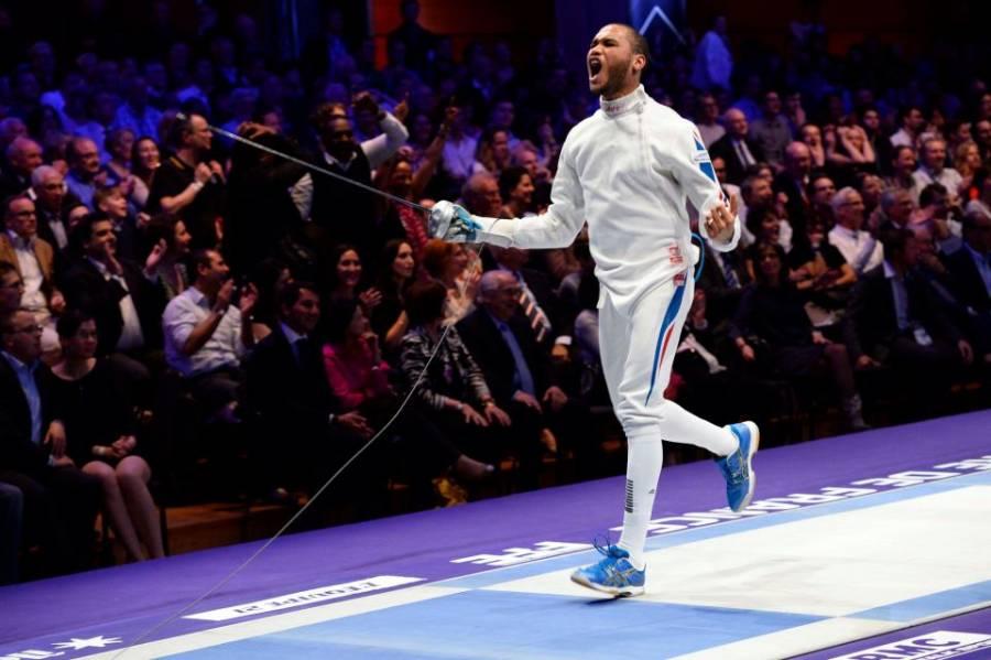 Daniel Jerent, campeón olímpico de esgrima, fuera de Tokio por dopaje