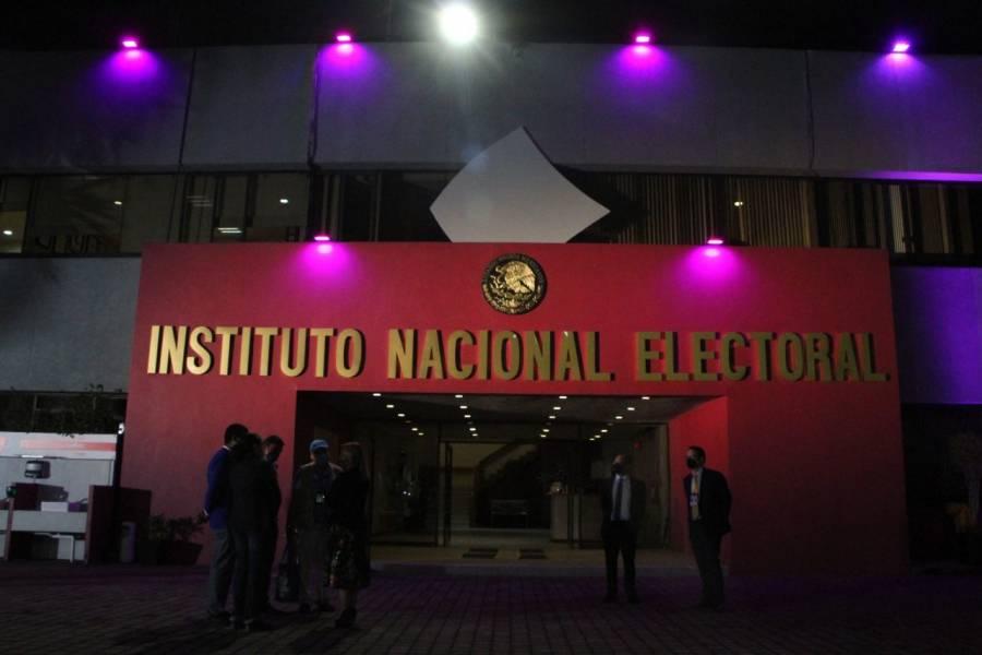 INE recibe más de 500 quejas por gastos de campañas
