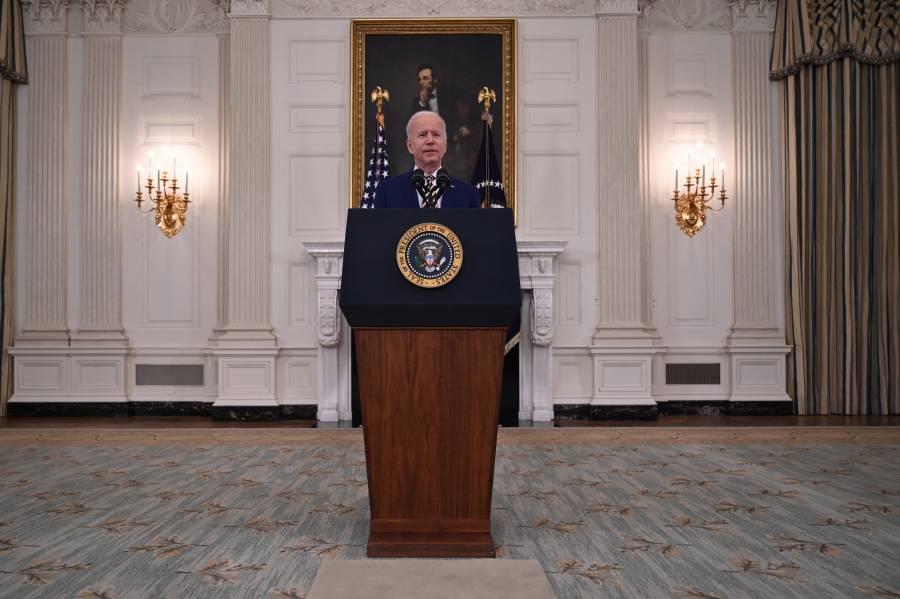 Joe Biden advierte sobre variante Delta de Covid-19, señala importancia de la vacunación
