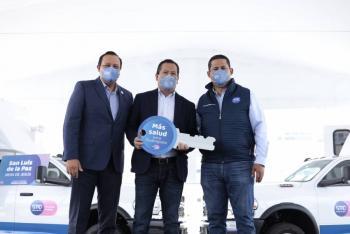 Impulsan atención médica, educativa y vial para Guanajuato
