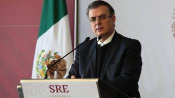 Marcelo Ebrard: Estoy enfocado en la Cancillería; la Presidencia está muy lejos