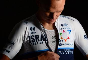 Chris Froome regresa al Tour de Francia con el Israel SN