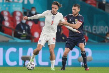 Escocia planta cara y saca un 0-0 ante Inglaterra en la Eurocopa