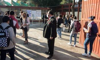 En Edomex regresaron 300 mil alumnos a clases presenciales