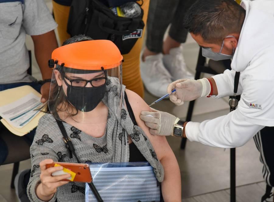 En México fueron aplicadas 453,176 dosis de vacunas COVID-19; suman 39.6 millones