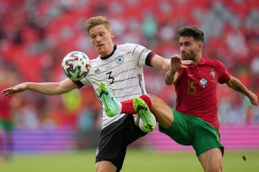 Alemania resucita ante Portugal en el 'Grupo de la Muerte' de la Eurocopa