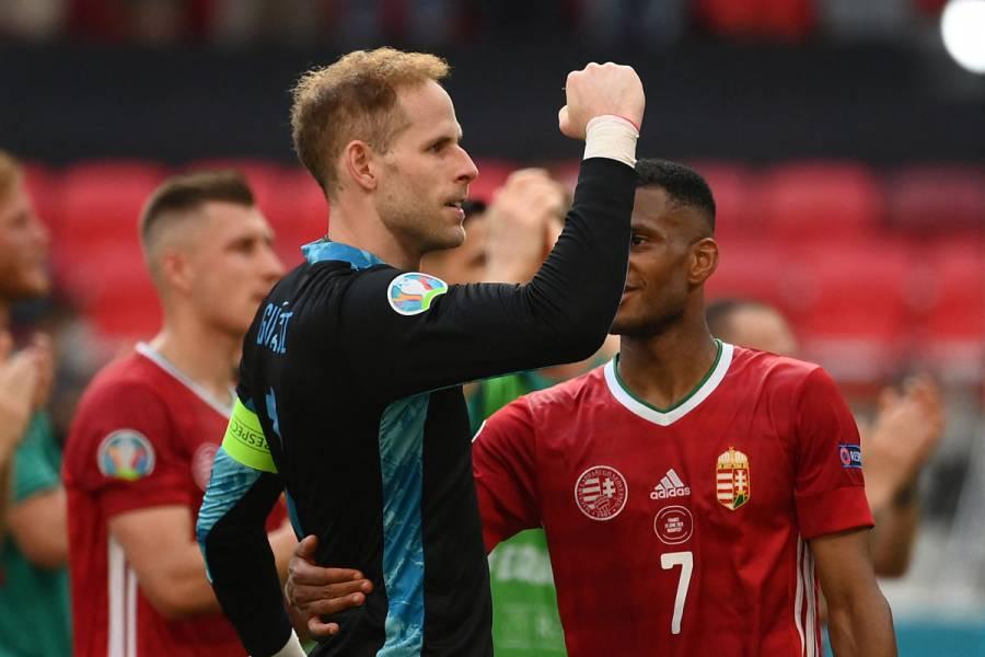 Hungría arranca un empate a Francia en la Eurocopa 2020