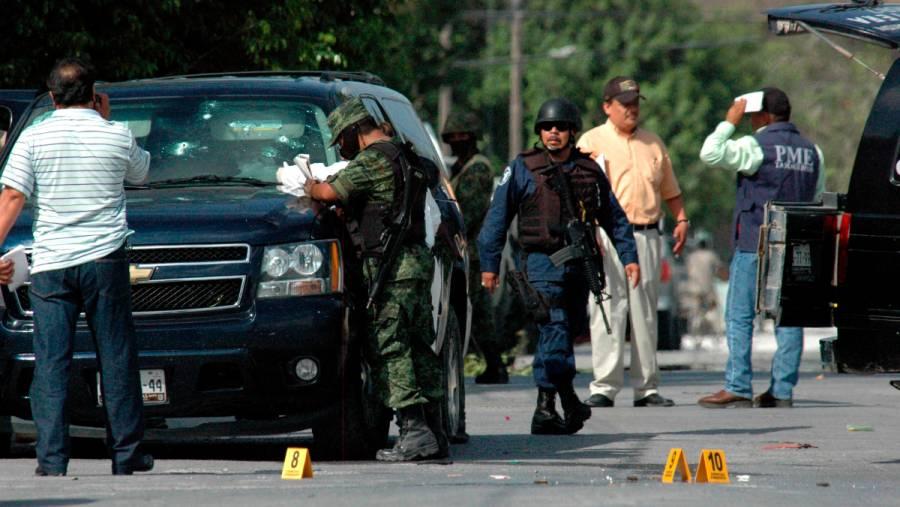 En Tamaulipas ejecutan a personas simultáneamente