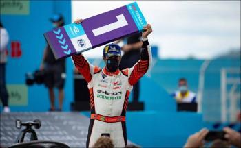 Wehrlein gana otra vez en el ePrix de México