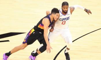 Clippers y Phoenix arrancan final de conferencia