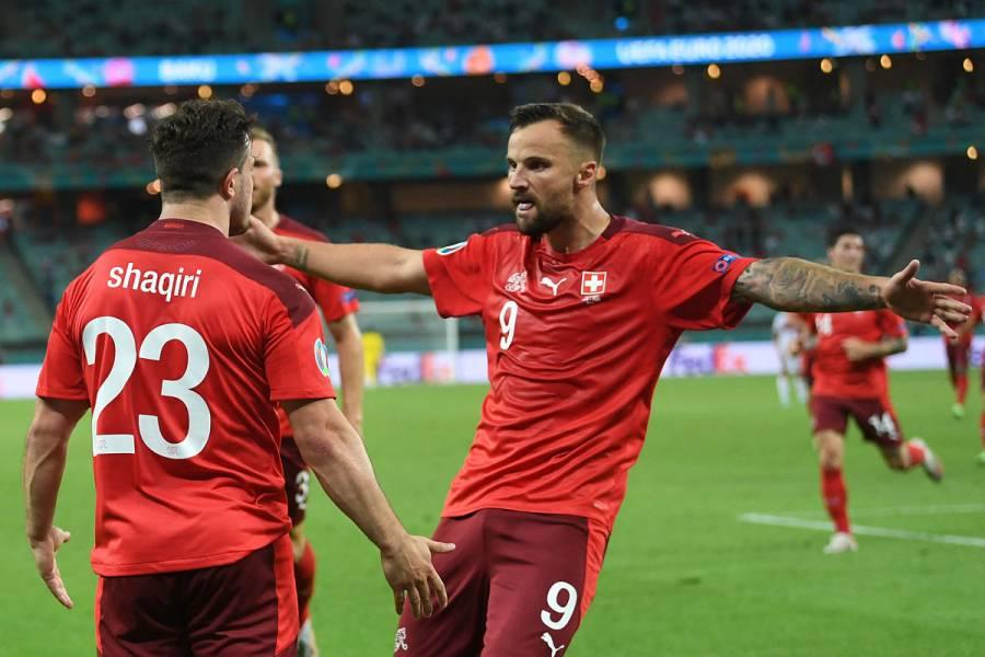Suiza elimina a Turquía y conserva opciones de pasar a octavos de Eurocopa