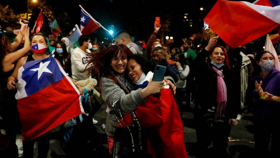 Chile redactará su nueva Constitución