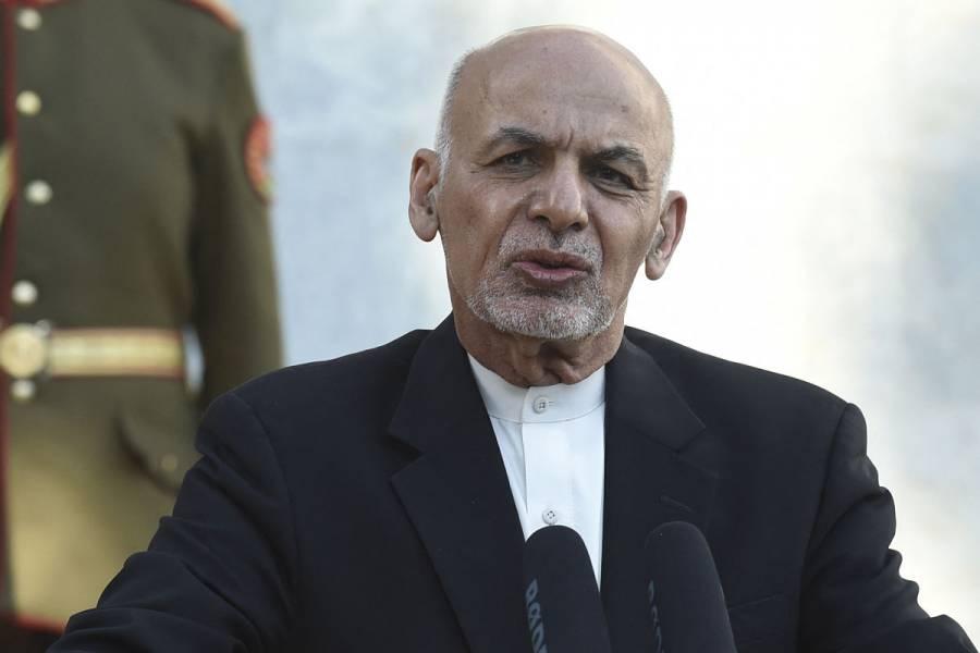 El presidente afgano, Ashraf Ghani, visitará la Casa Blanca el 25 de junio