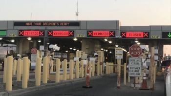 Un mes más seguirá cerrada frontera México-EEUU