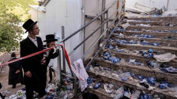 Israel crea comisión para investigar estampida que dejó 45 muertos