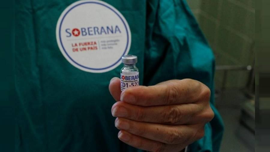 Vacuna cubana contra la Covid tiene 62% de eficacia