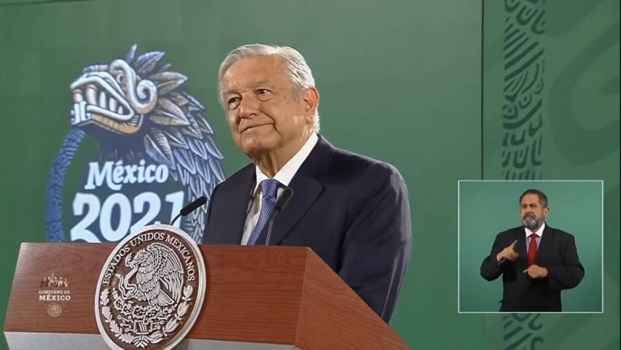 México tiene una prensa corrupta: AMLO