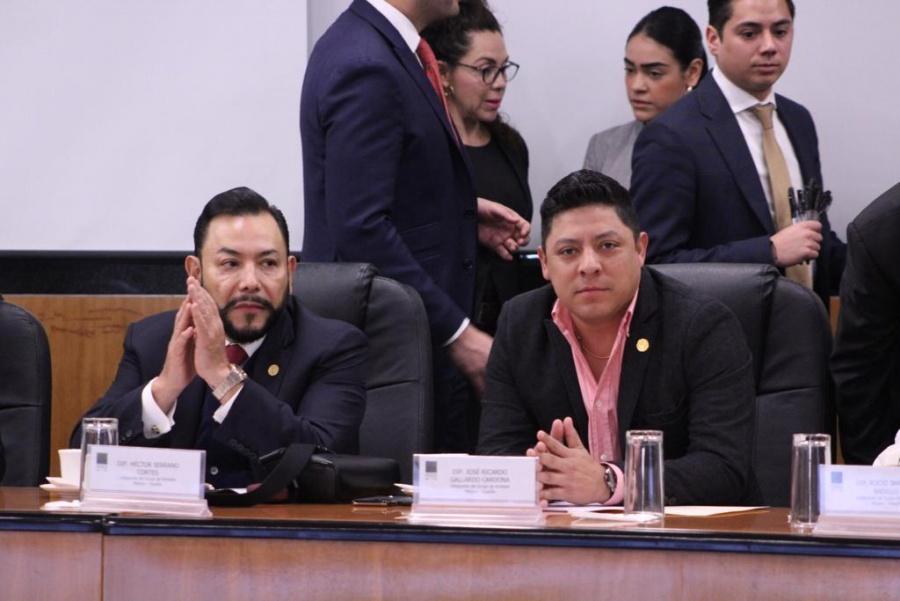 """""""No tengo interés en incorporarme al gabinete de Ricardo Gallardo"""", afirma Héctor Serrano"""