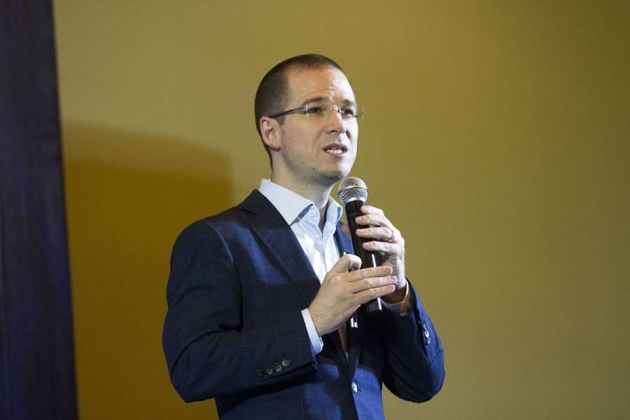 """""""Si querer triunfar es aspiracionista, que nos apunten en la lista"""": responde Ricardo Anaya a AMLO"""