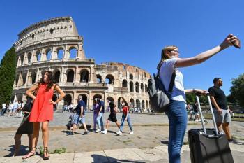 Italia pondrá fin al uso de mascarilla al aire libre el 28 de junio