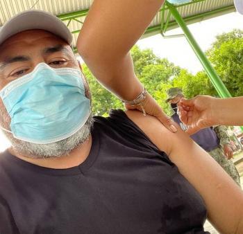 Gracias México por la vacuna contra COVID-19, dicen guatemaltecos