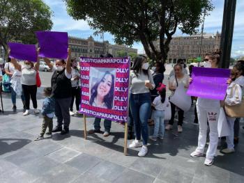 Realizan cadena de oración por Polly Olivares y Fernanda Cuadra, atropelladas por Diego