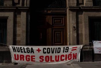 SutNotimex: Salida de Eréndira Sandoval de la SFP promoverá la solución de la huelga