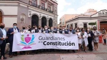 Crea Coparmex grupo que vigilará reformas constitucionales