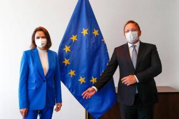 La UE aprueba sanciones económicas contra Bielorrusia por desvío de avión