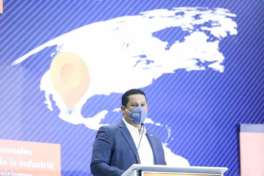 Guanajuato se posiciona como epicentro de reuniones de negocios: Gobernador