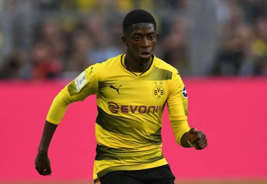 Ousmane Dembelé será operado de la rodilla y se perderá el resto de la Eurocopa