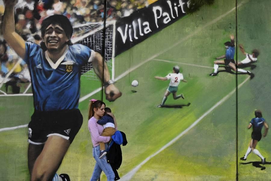 """Argentinos celebran 35 años del """"Gol del siglo"""