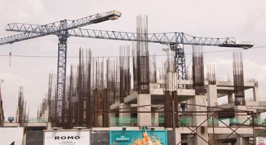 """Crecimiento de 1% en sector de la construcción, """"mala noticia"""": Heath"""